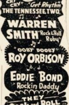 The All Star Show with Carl Perkins, Johnny Cash & Roy Orbison!